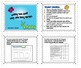May June Story Starters Writing Task Cards with Planner an
