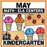 May Kindergarten Centers - Math and Literacy