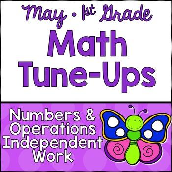 May Math First Grade