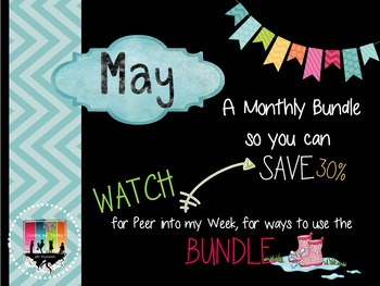 May Monthly Bundle Deal