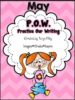 May POW (Practice Our Writing)
