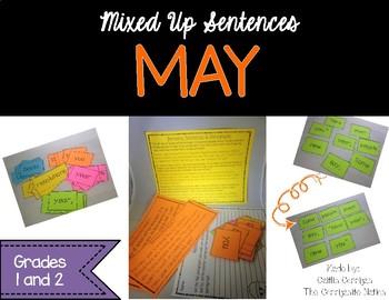 May Mixed Up Sentences
