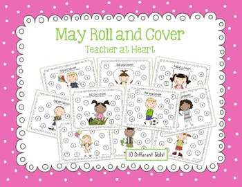 May {Spring} Roll and Cover