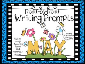 May Summer Writing Journal