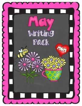 May Writing Pack