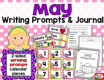 May Writing: Prompts, Journal, & Crafts