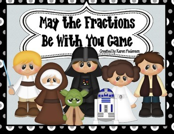 May the Fractions Be With You Game