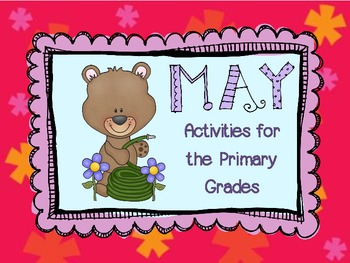 May~Mother's Day, Cinco deMayo, Memorial Day, End of the Y
