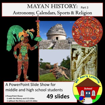 Ancient Mayan Civ.: Social Structure, Astronomy & Religion