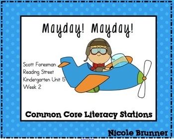 Mayday! Mayday! Reading Street Unit 5 Week 2 Common Core L