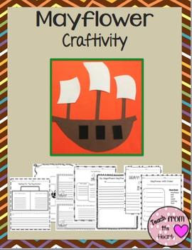 Mayflower Craftivity & Printables