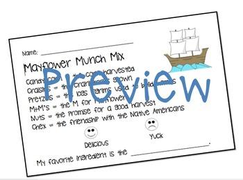 Mayflower Munch Mix