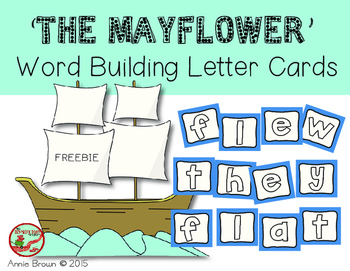 Mayflower Word Building