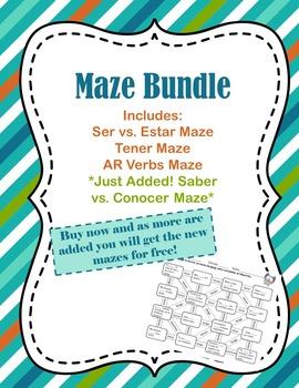 Maze Bundle