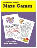 Maze Games [digital]