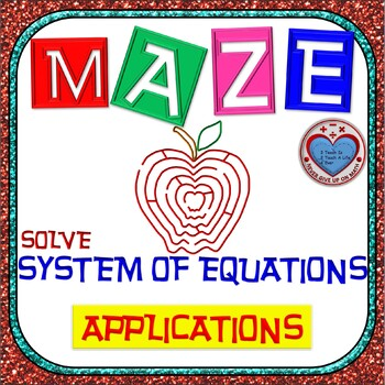 Maze - System of Equations - Applications