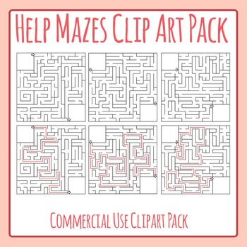Mazes Templates - Help The... Find Their... Type Mazes Com