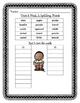 Wonders Grade 3 Unit 6 Spelling Practice