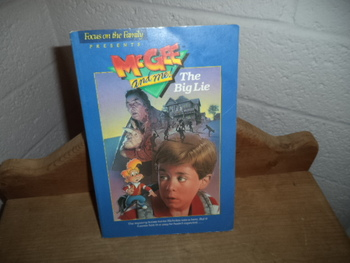 McGee and Me: The Big Lie ISBN 0-8423-4169-2