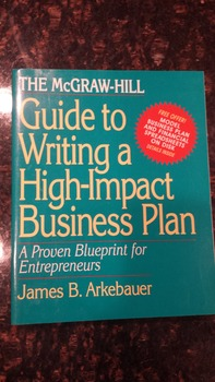 McGraw-Hill Guide to Writing a High-Impact Business Plan 1