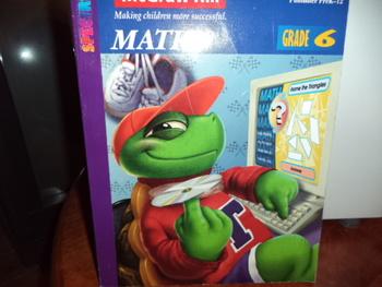 McGraw-Hill MATH  ISBN 1-57768-406-0
