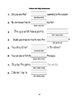 McGraw Hill Reading Wonders © 1st Grade Unit 2 Week 5 Worksheets