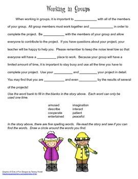 McGraw Hill Reading Wonders © 2nd Grade Unit 5 Week 2 Voca