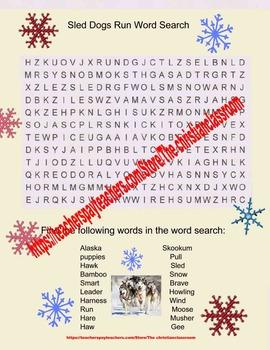 McGraw Hill Reading Wonders Grade 2 Sled Dogs Run Suppleme
