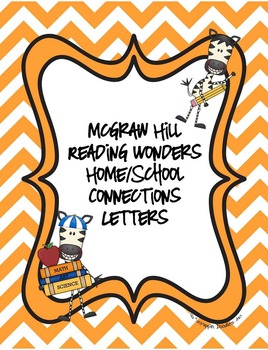 McGraw Hill Reading Wonders Home/School Connection with ap