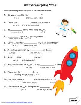 McGraw Hill Reading Wonders © 2nd Grade Unit 4 Week 1 Spel