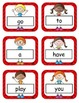 McGraw Hill Treasures (CA) High Frequency Words Flashcards