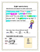 McGraw Hill Treasures Units 3 and 4 Sight Word Study Packe