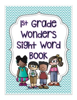 McGraw-Hill Wonders, 1st Grade Sight Word Book