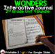 Wonders 2nd Grade Interactive Journal Unit 4 BUNDLE