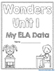 McGraw Hill Wonders 5th Grade Data Tracking