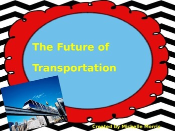 McGraw Hill Wonders, 5th - The Future of Transportation Vo