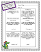 McGraw Hill Wonders 1st Grade:Units 4-6 Printable Cube It,