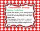 McGraw Hill Wonders Grade 6 Unit 3 Weeks 1-5 focus wall fo