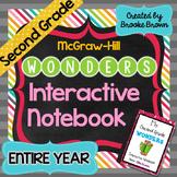 2nd Grade Wonders INTERACTIVE NOTEBOOK ENTIRE YEAR BUNDLE