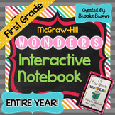 1st Grade Wonders INTERACTIVE NOTEBOOKS ENTIRE YEAR BUNDLE