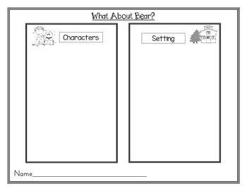McGraw-Hill Wonders Kindergarten Unit 1 Week 1 What About Bear?