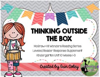 Wonders Leveled Reader Response Unit 10: Thinking Outside