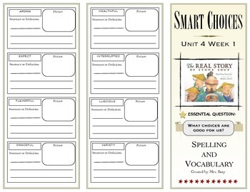 McGraw Hill Wonders Reading 3d Grade Spelling and Vocabula
