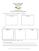 McGraw Hill Wonders: 2nd Grade Units 1-6 Printable Cube It