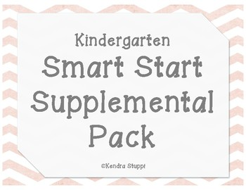 McGraw Hill - Wonders - Smart Start Supplemental Pack