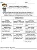 McGraw-Hill Wonders Spelling Bingo and Lists