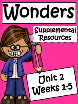 Unit 2 Bundle Third Grade: Weeks 1-5