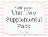 McGraw Hill - Wonders - Unit 2 Supplemental Pack
