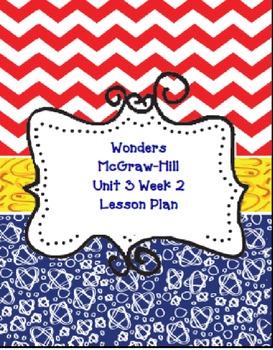 Kindergarten McGraw-Hill Wonders: Unit 3 Week 2- PowerPoin