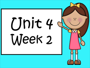 Unit 4/Week 2 Third Grade